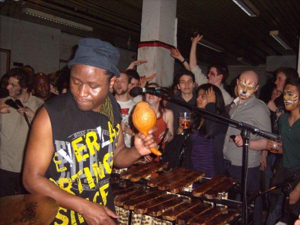 Harare Concert Kudaushe Matimba London